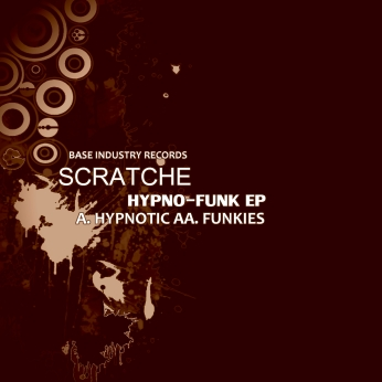 SCRATCHE - HYPNO FUNK EP