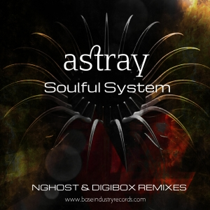 Astray Cover